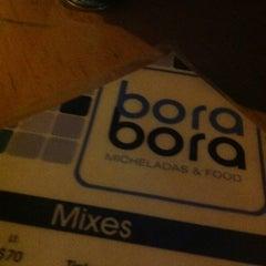 Photo taken at Bora Bora by Diego L. on 6/10/2012