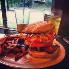 Photo taken at Village Tavern by Matt B. on 9/8/2012