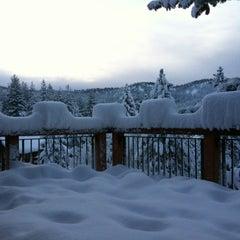 Photo taken at Squaw Valley Ski Resort by Trevor P. on 3/17/2012