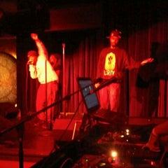 Photo taken at Fete Lounge by Justincase on 3/23/2012