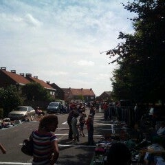 Photo taken at Markt by Tom V. on 9/2/2012