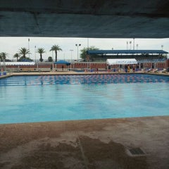 Photo taken at Hillenbrand Aquatic Center by Stuart W. on 6/2/2012