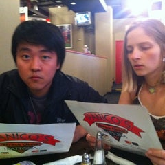 Photo taken at Panico's Brick Oven Pizzeria by Tequila C. on 6/3/2012
