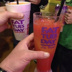 Photo taken at Fat Tuesday by Ben R. on 3/9/2012