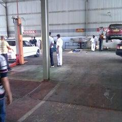 Photo taken at Stafford Motors Service Center by Ranganath G. on 8/15/2011