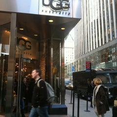 Photo taken at UGG Australia by Mike W. on 12/14/2011