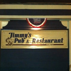 Photo taken at Jimmy's Pub by Chuck M. on 1/3/2012