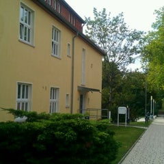 Photo taken at FH Nordhausen by Ahmad Wahid N. on 9/5/2011