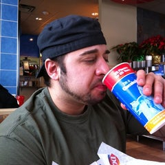 Photo taken at Dairy Queen by Marty H. on 1/28/2011