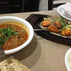Photo taken at Delhi Darbar Kabab House by Sunny J. on 8/7/2012