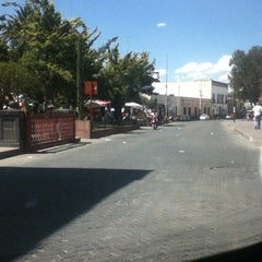 Photo taken at San Luis de la Paz by Mariana L. on 4/6/2012