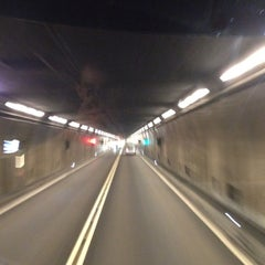 Photo taken at Gotthard Strassentunnel by René S. on 4/4/2012