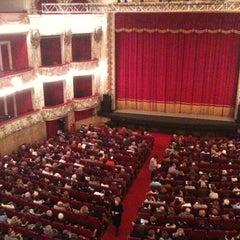 Photo taken at Teatre Tívoli by Marta S. on 1/28/2011