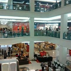 Photo taken at Mega Mall by Pasko on 10/7/2011