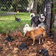 Photo taken at Rockaway Park Dog Run by Keith G. on 8/21/2011