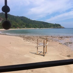 Photo taken at Baan Lanta Resort & Spa by Mark F. on 4/6/2011