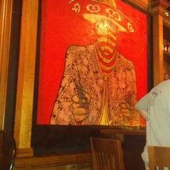 Photo taken at Rojo by Ylia W. on 5/28/2012