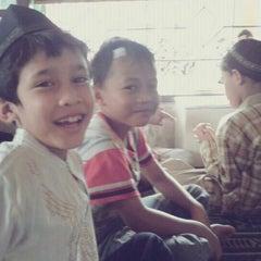 Photo taken at Mesjid Perjuangan 45 by Angga Rahmatul H. on 11/18/2011