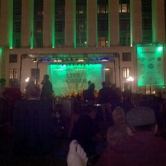 Photo taken at Live On The Green Music Festival by Samantha J. on 9/30/2011