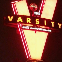 Photo taken at The Varsity by Breayn A. on 7/21/2012