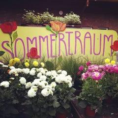 Photo taken at Erlebnisbauernhof Gertrudenhof by Sarah S. on 6/22/2012