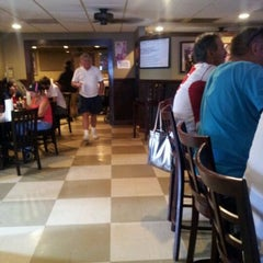 Photo taken at Cafe 615 (Da Wabbit) by Ron M. on 7/6/2012