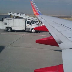 Photo taken at Gate C28 by Dale T. on 9/8/2011