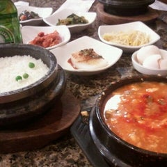 Photo taken at Arirang Korean Restaurant by Jenny M. on 11/5/2011