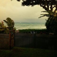 Photo taken at Paia Inn by CB on 12/10/2011