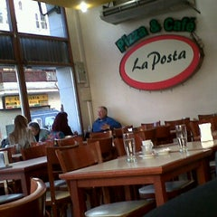Photo taken at La Posta by Daniela V. on 6/4/2011