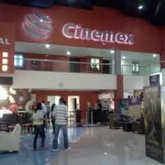 Photo taken at Cinemex by Jesus J. on 10/28/2011