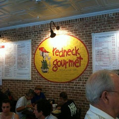 Photo taken at Redneck Gourmet by Stephen G. on 7/7/2012