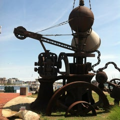 Photo taken at Baltimore Museum Of Industry by Tim C. on 6/16/2012
