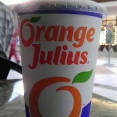 Photo taken at Orange Julius by Ken S. on 10/3/2011