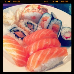 Photo taken at Wok & Buddha (Buddha Restaurant Lounge Bar) by Paola S. on 1/8/2012