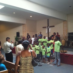 Photo taken at New Hope Church by Ross D. on 7/31/2011