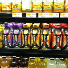 Photo taken at Whole Foods Market by BODYARMOR S. on 1/17/2012