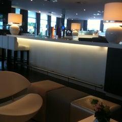 Photo taken at Van der Valk Hotel Amersfoort A1 by Emil D. on 7/9/2011
