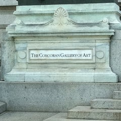 Photo taken at Corcoran Gallery of Art by Donovan F. on 5/2/2012