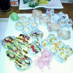 Photo taken at Shanghai Tokyo Restaurant & Sushi Bar by David R. on 10/5/2011