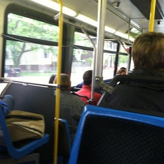 Photo taken at CTA Bus 92 by Bill D. on 5/12/2012