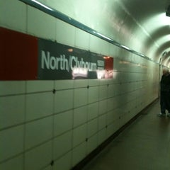 Photo taken at CTA - North/Clybourn by BTRIPP on 2/20/2012