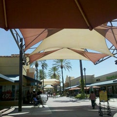 Photo taken at Lake Elsinore Outlets by R.A. P. on 9/3/2011