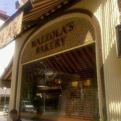 Photo taken at Mazzola Bakery by Lee W. on 8/20/2011