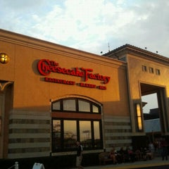 Photo taken at The Cheesecake Factory by Josh T. on 9/10/2011