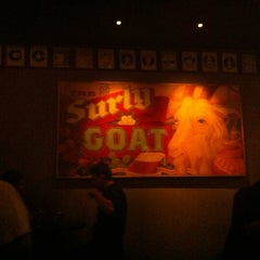 Photo taken at The Surly Goat by Raymond M. on 8/31/2012