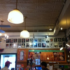 Photo taken at Wagshal's Deli by Oliver G. on 7/24/2011