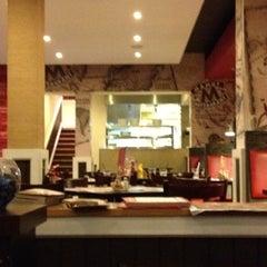 Photo taken at Mamut Restaurant by Geraldine K. on 7/1/2012