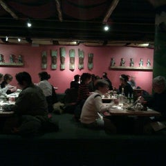 Photo taken at Dao Thai Restaurant by Grant K. on 3/8/2011