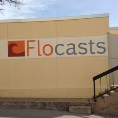 Photo taken at Flocasts World HQ by Samantha B. on 2/23/2012